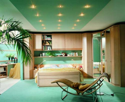 bright ceiling lights photo - 4