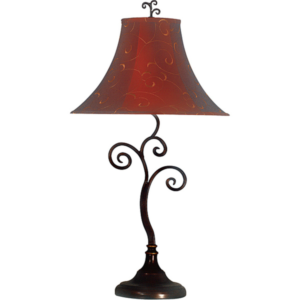 bronze lamps photo - 1