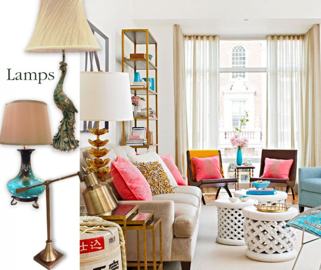 broyhill lamps home goods photo - 3
