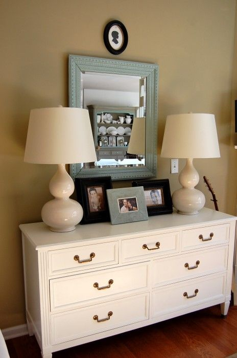 broyhill table lamps photo - 5