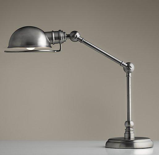 Brushed nickel desk lamp – Nickel Desk Lamp