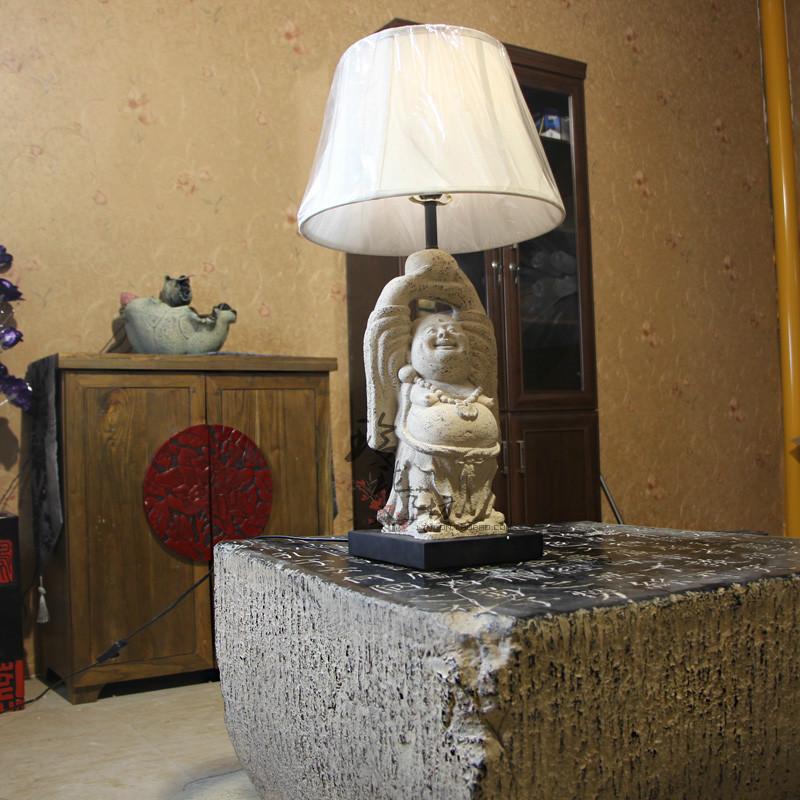 buddha lamps photo - 2