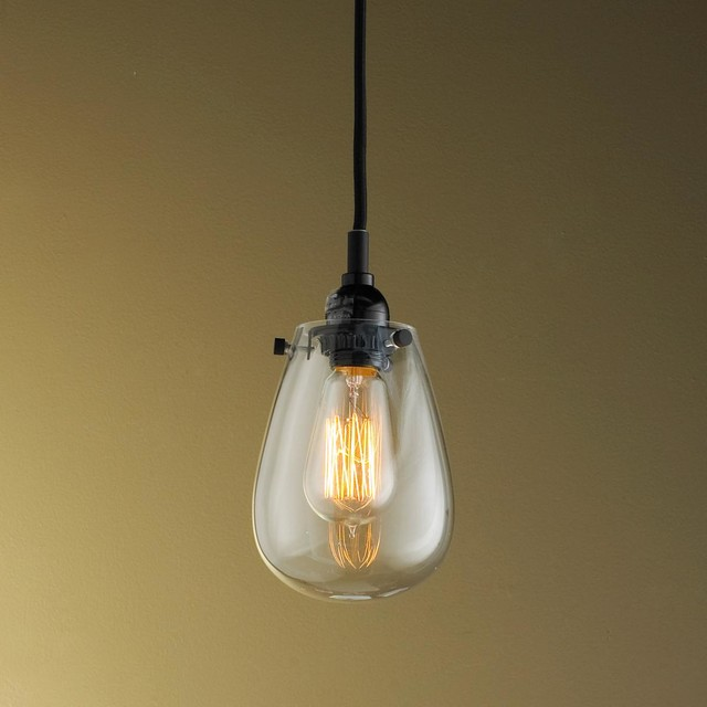 bulb shaped ceiling light photo - 9