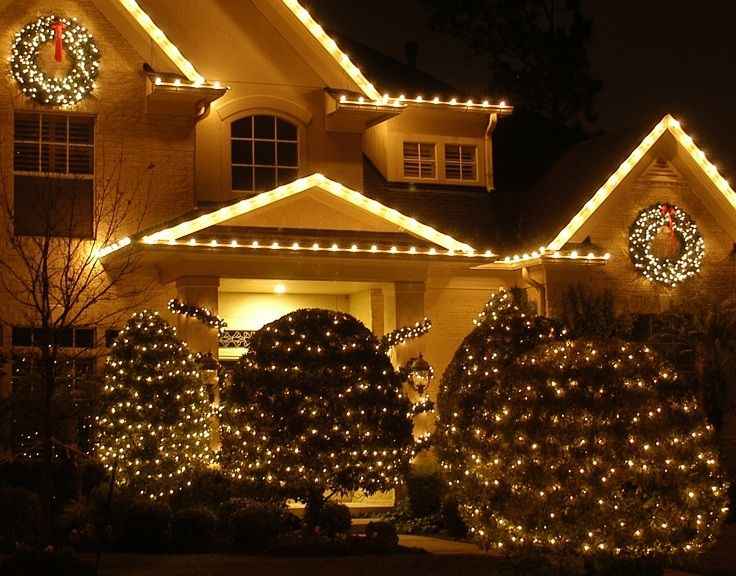 c9 outdoor christmas lights photo - 10