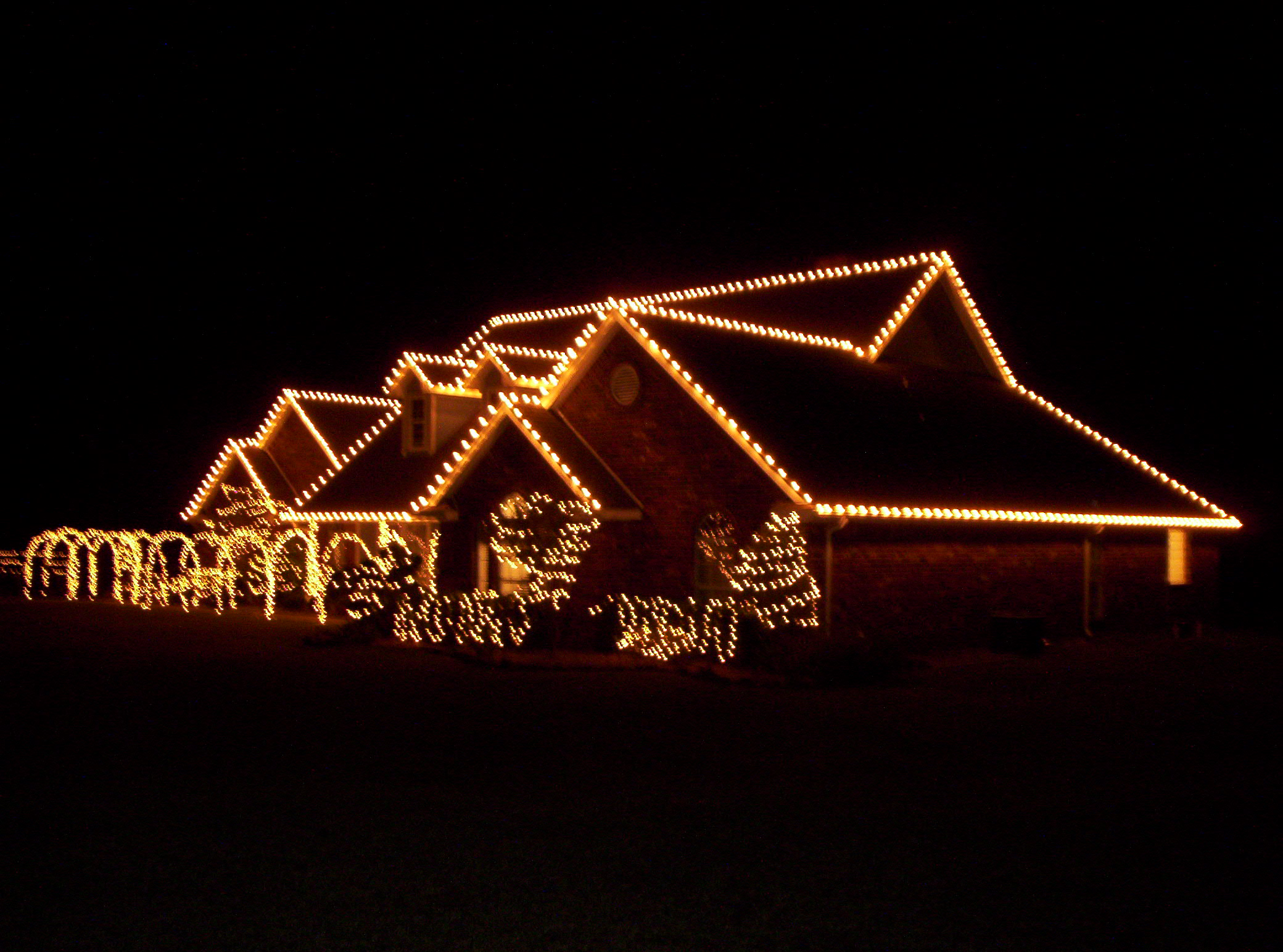 c9 outdoor christmas lights photo - 8