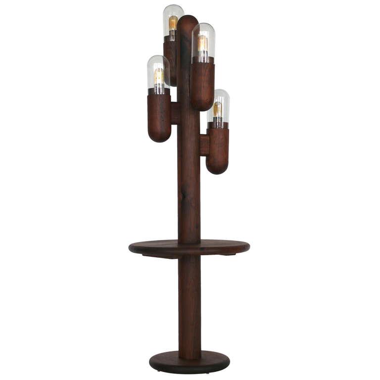 cactus lamp photo - 1