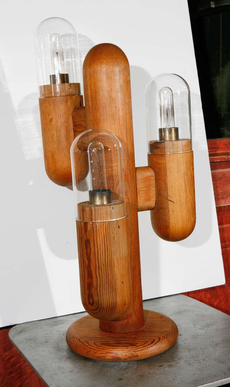 cactus lamp photo - 10