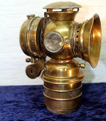calcium carbide lamp photo - 7