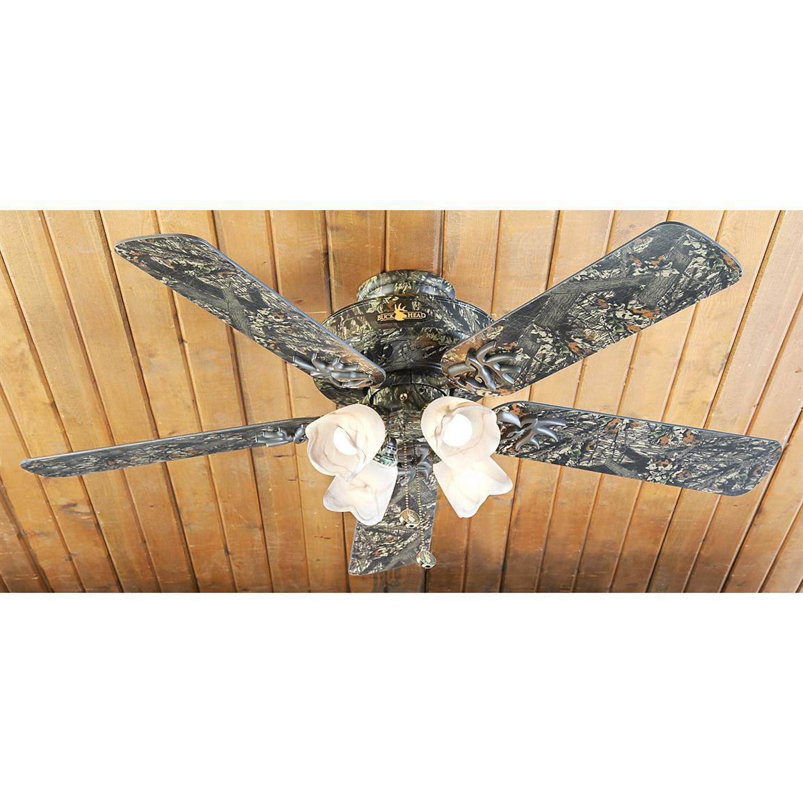 camo ceiling fans photo - 1