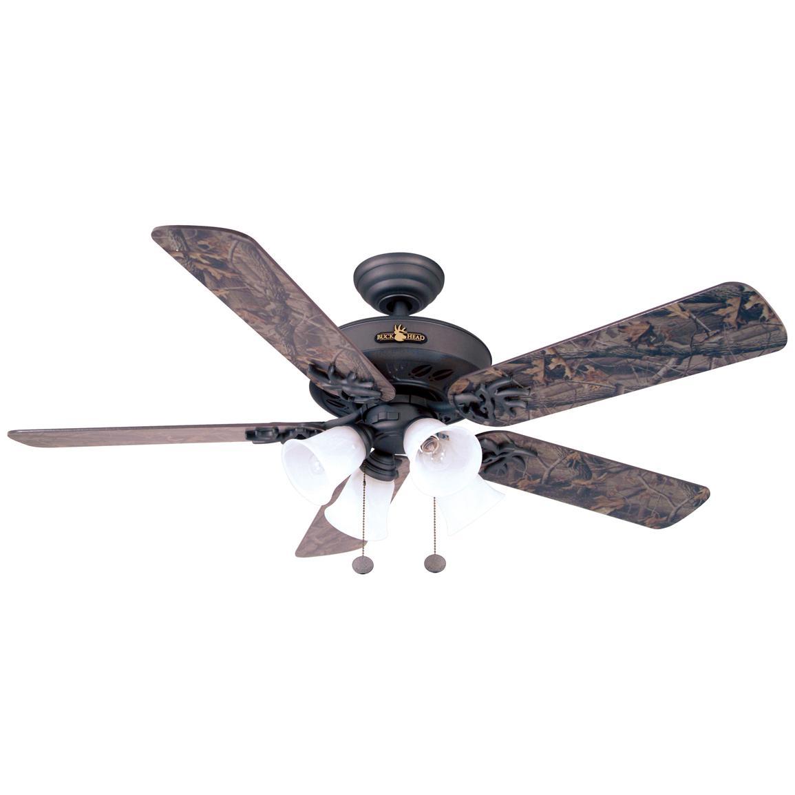 camo ceiling fans photo - 9