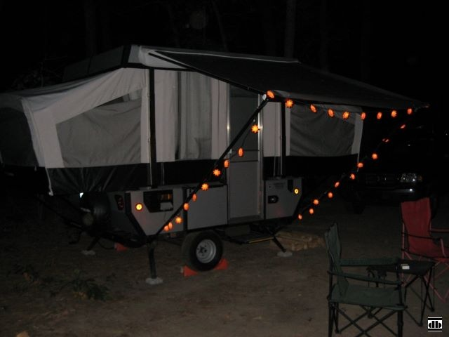 camper outdoor lights photo - 1