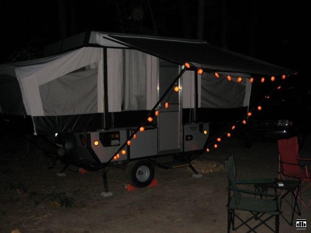 camper outdoor lights photo - 1