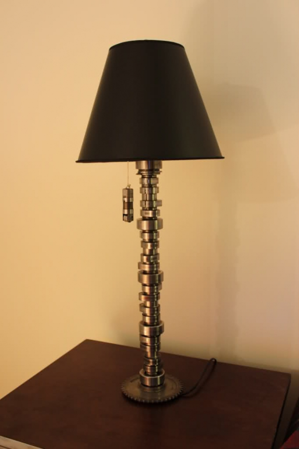 camshaft lamp photo - 4