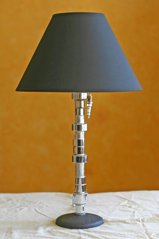 camshaft lamp photo - 5