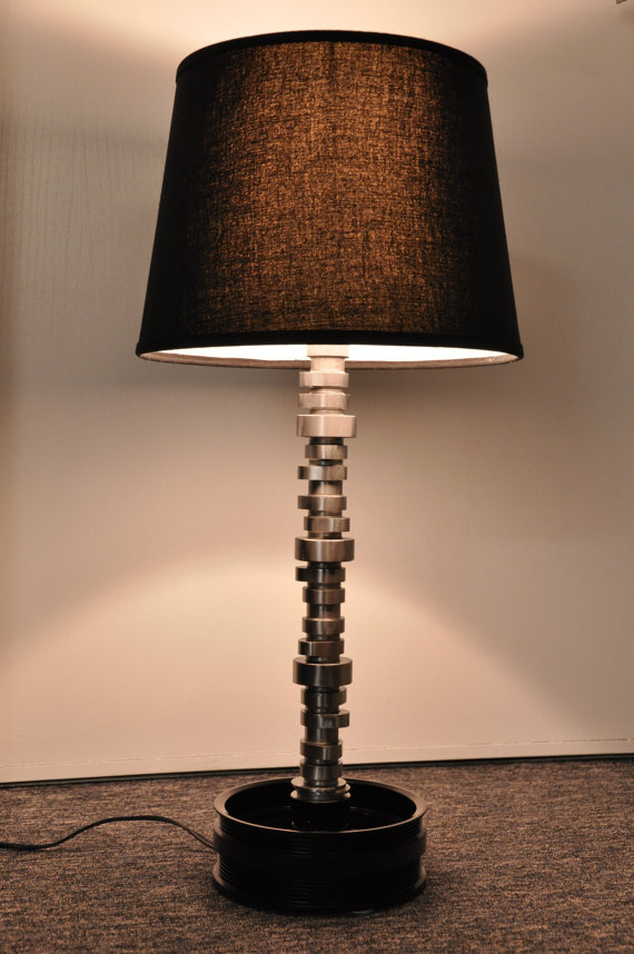 camshaft lamp photo - 6