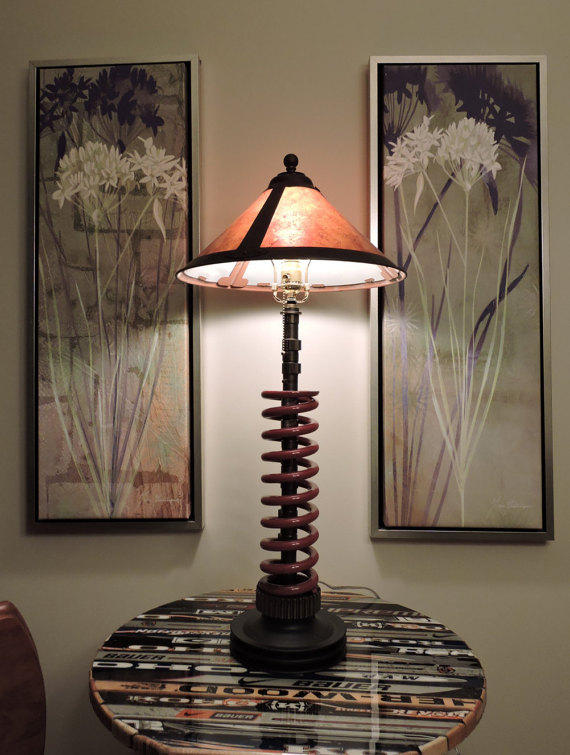 camshaft lamp photo - 9