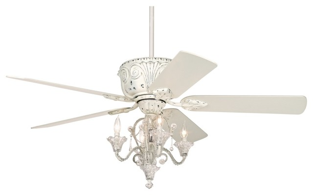 candelabra ceiling fan photo - 10