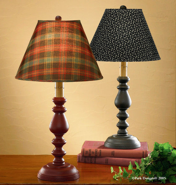 candlestick table lamps photo - 1
