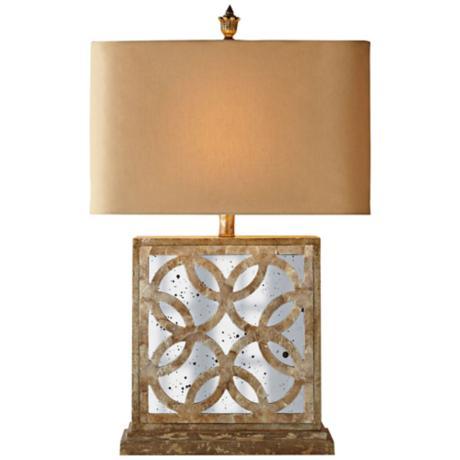 capiz shell lamps photo - 10