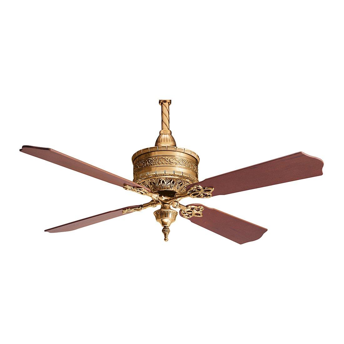 casablanca 19th century ceiling fan photo - 1
