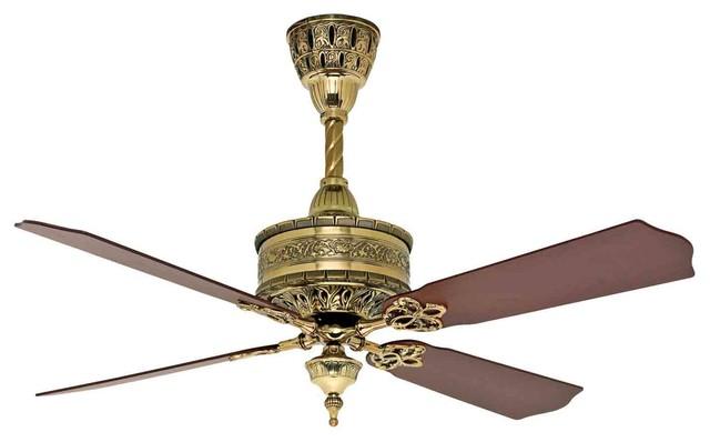 casablanca 19th century ceiling fan photo - 6