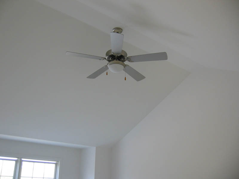 cathedral ceiling fan box photo - 8