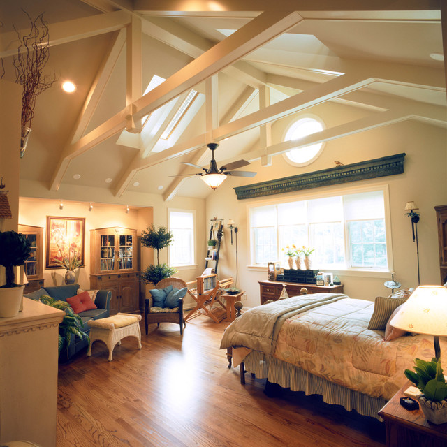 Bedroom Ideas Sloped Ceilings vaulted ceiling master bedroom. beautiful bedroom master bedroom