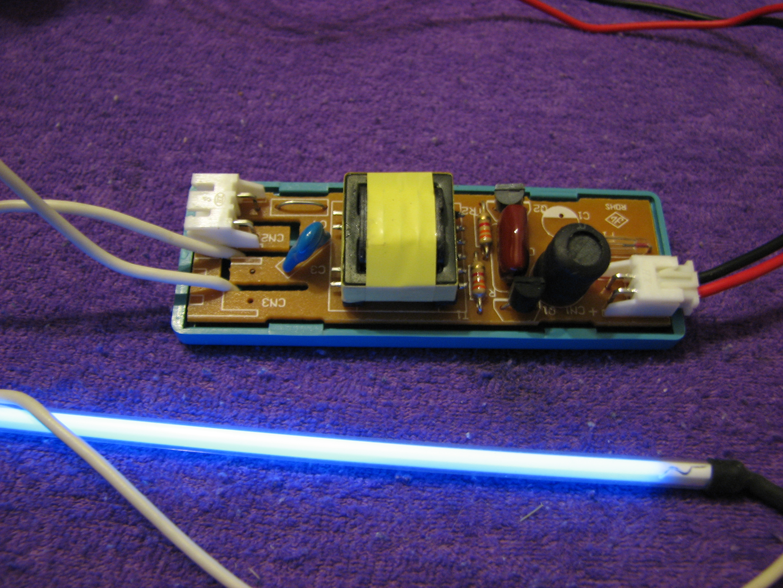 ccfl lamp photo - 1