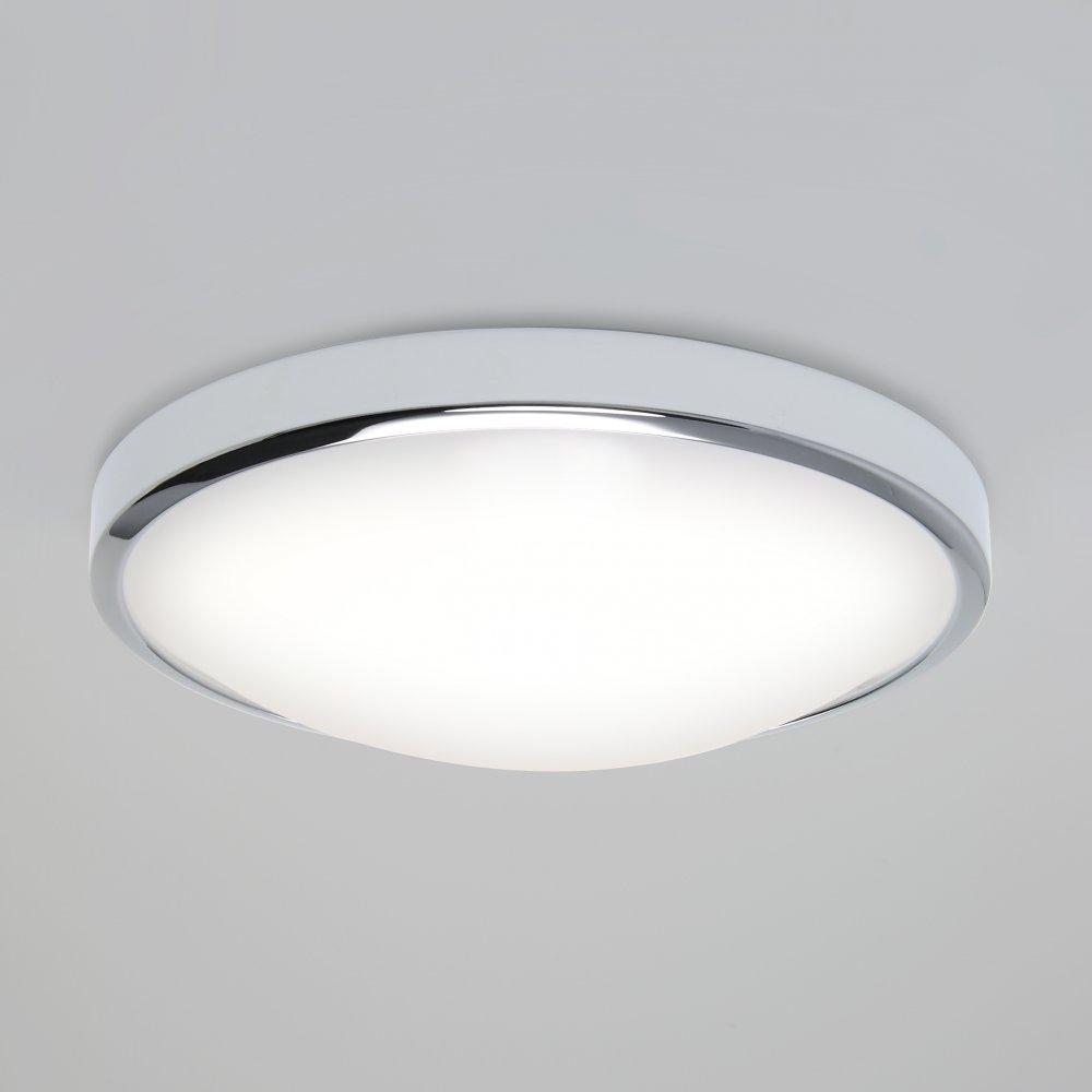 ceiling bathroom lights photo - 1