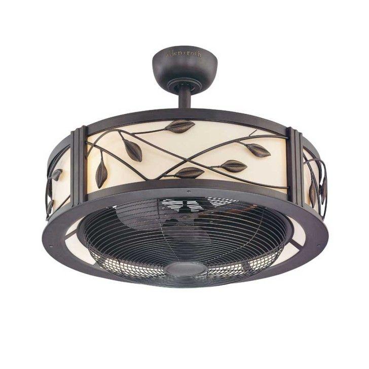 ceiling bladeless fan photo - 6