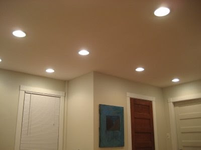 ceiling can lights photo - 1