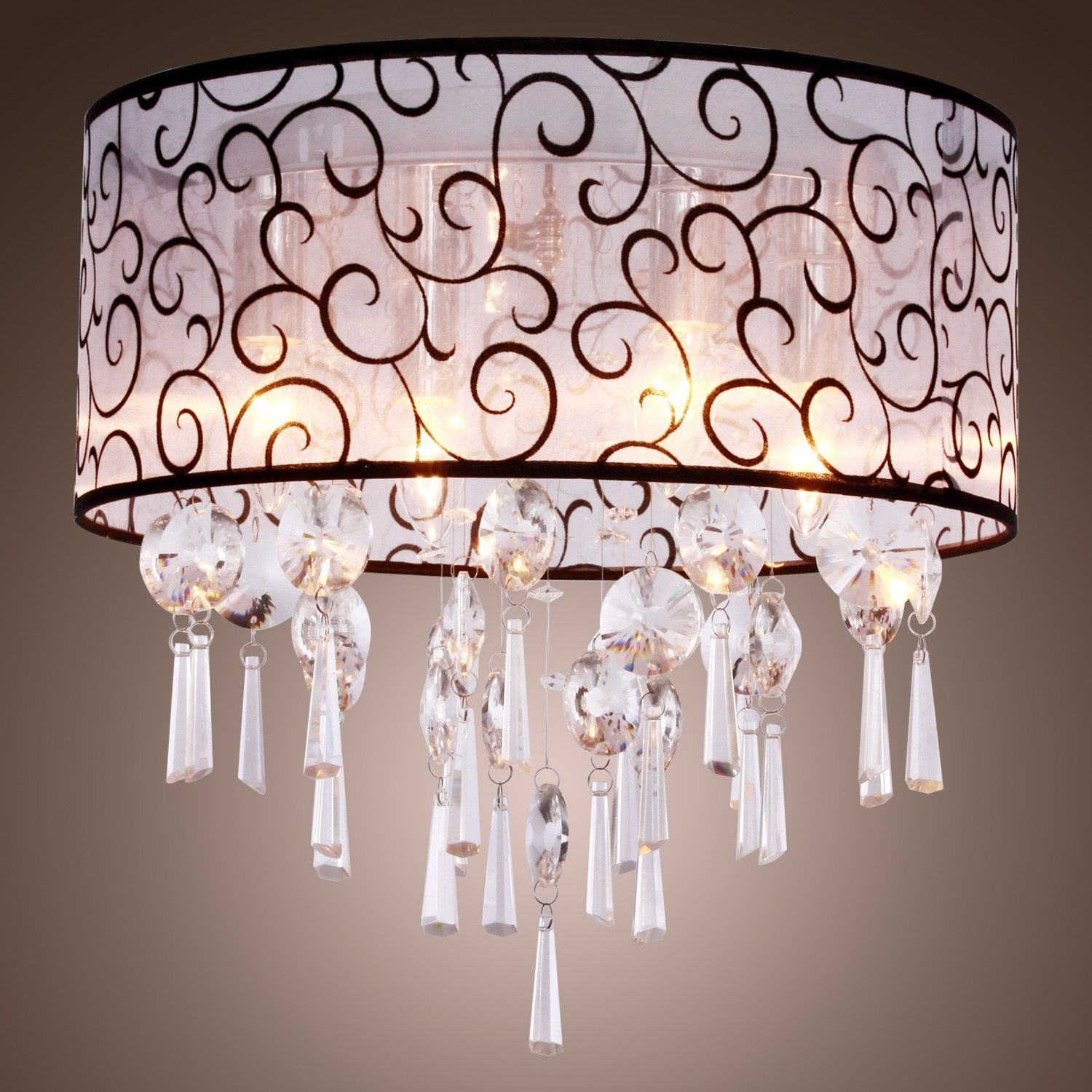 ceiling chandelier lights photo - 3