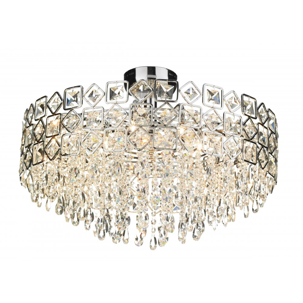 ceiling chandelier lights photo - 5