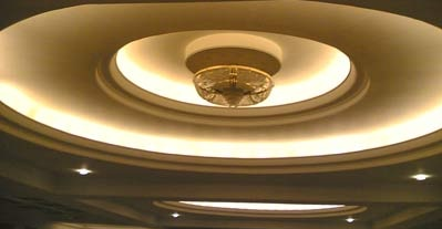 ceiling cove light photo - 1