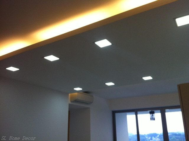 False Ceiling Lights Types