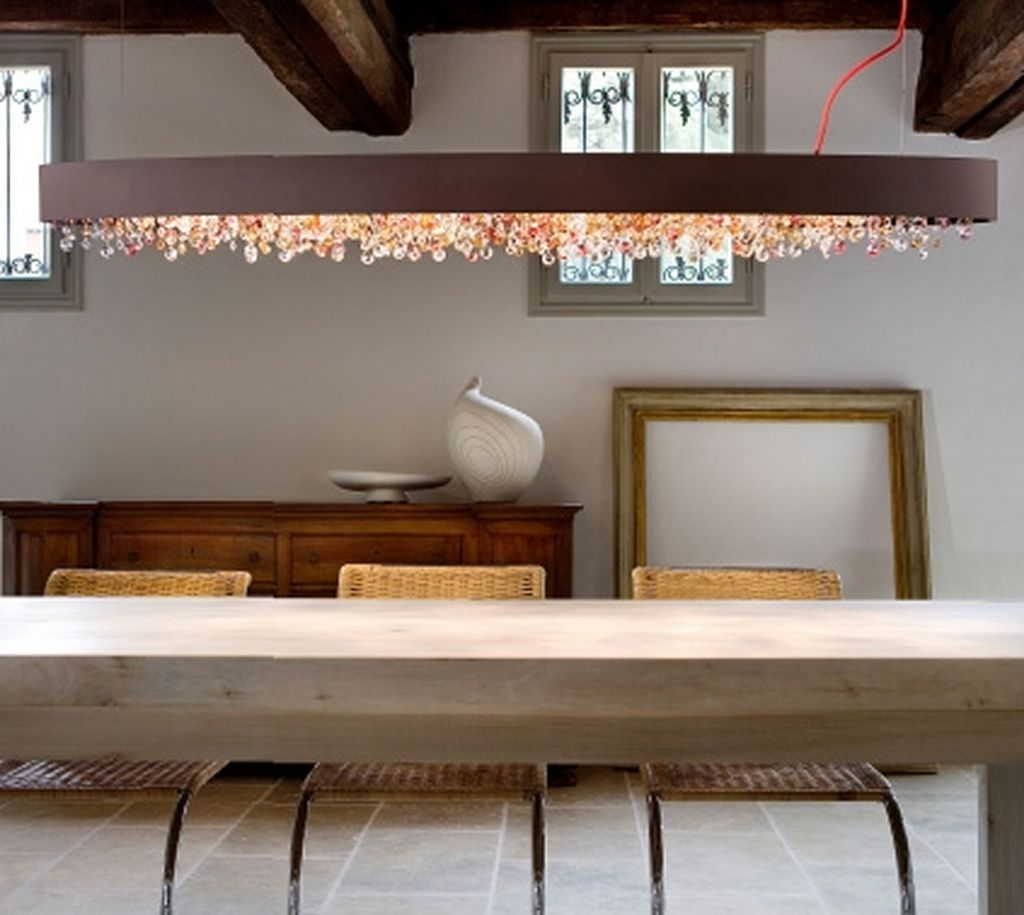 ceiling dining room lights photo - 2