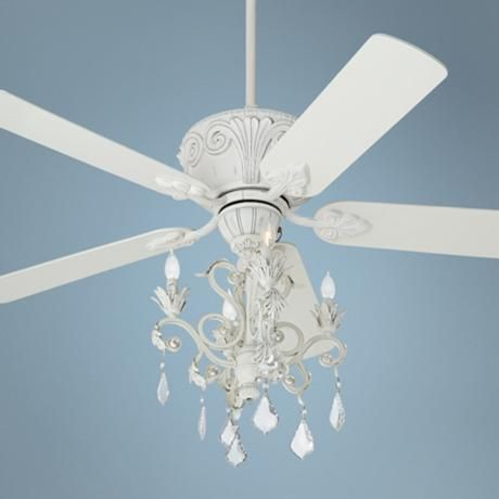 ceiling fan and chandelier photo - 7