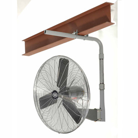 ceiling fan beam mount photo - 1