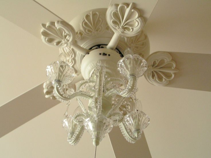 chandelier fan with ceilings crystals ceilin fans bedroom ceiling elegant extraordinary