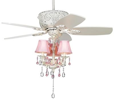 ceiling fan chandelier combo photo - 7