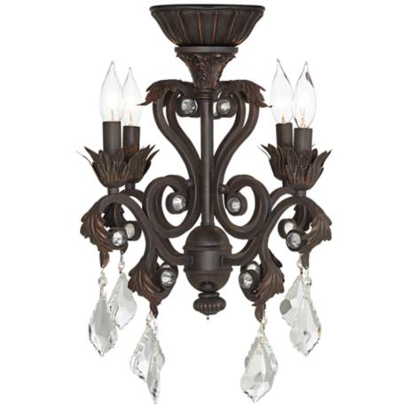 ceiling fan chandelier kit photo - 3