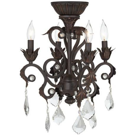 ceiling fan chandelier kit photo - 8