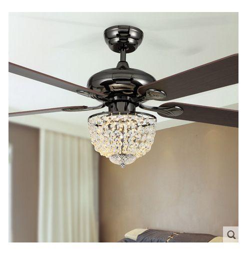 ceiling fan chandelier light kits photo - 10
