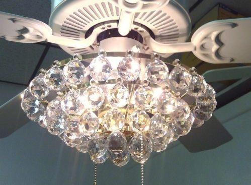 ceiling fan chandelier light kits photo - 7