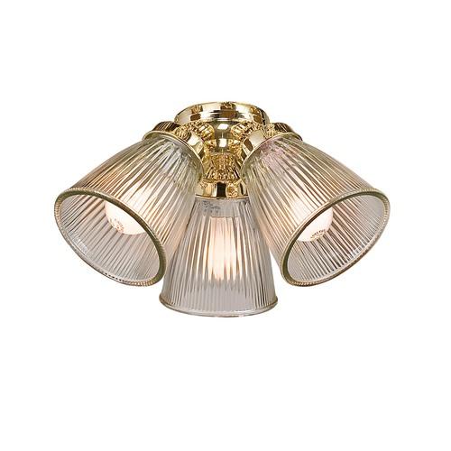 ceiling fan crystal chandelier light kits photo - 5