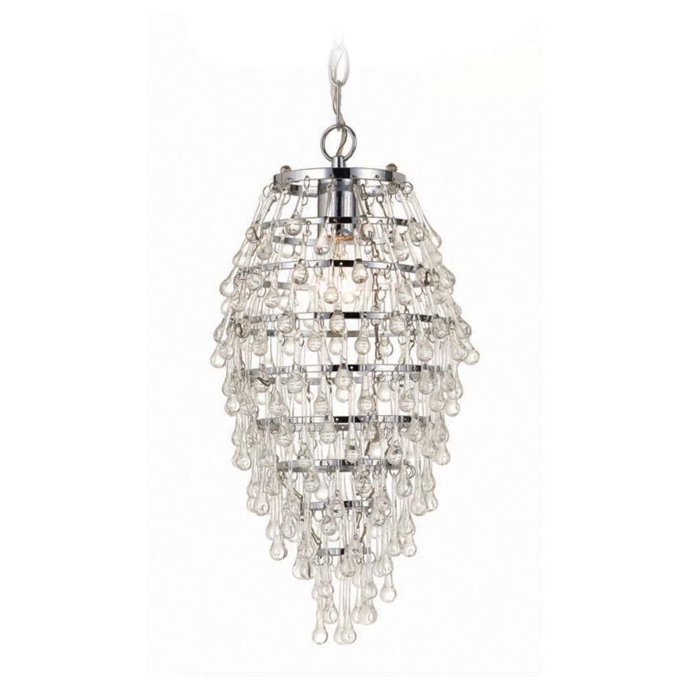 ceiling fan crystal chandelier light kits photo - 7