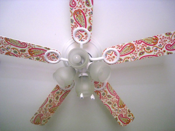 ceiling fan decorations photo - 1