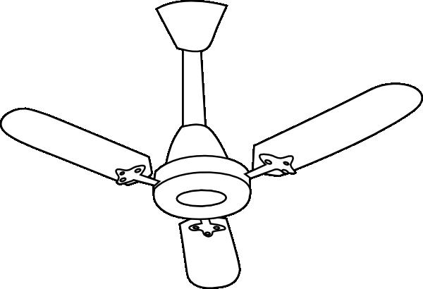 ceiling fan drawing photo - 2