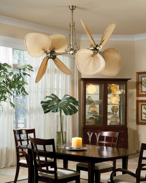 ceiling fan for dining room photo - 1