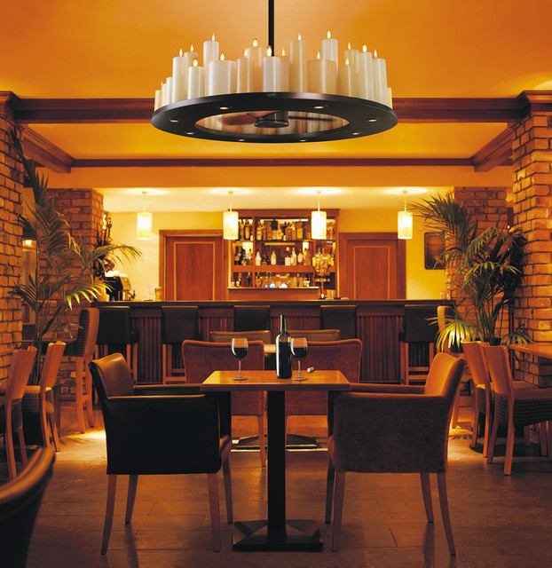 ceiling fan for dining room photo - 10